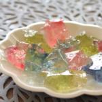 はちみつを使ってお菓子を作ってみよう!まるで宝石!はちみつ琥珀糖(こはくとう)の作り方