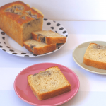 ホットケーキミックスで作る!はちみつバナナパウンドケーキの作り方
